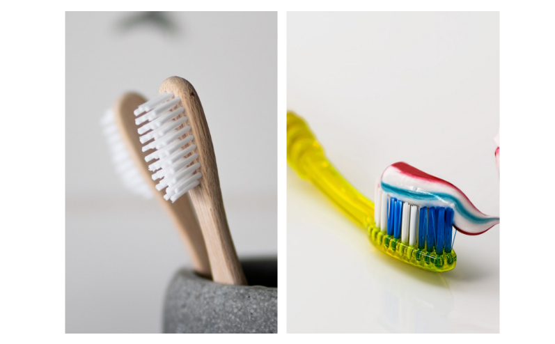 Plastic vs. Bamboo Toothbrushes – Are they really better for the environment?